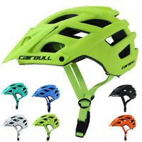 Bicycle Helmet MTB Road Cycling Mountain Bike Sports Safety Headguard W/ Visor
