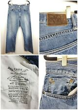 RRL Wash Jeans 34 X 30 (28) Double RL Ralph Lauren USA Straight Leg