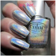 Color Club Nail Polish - HARP ON IT - Halo Hues Holographic Collection 15ml #976