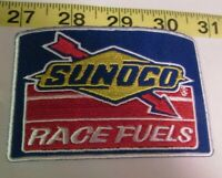 Sunoco Racing Fuel Patch - Iron On/Sew On (Z1)
