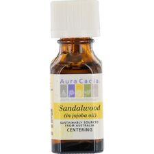 Aura Cacia Sandalwood (in Jojoba Oil)