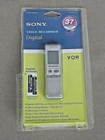 Sony ICD-B300 64 MB, 37Hours Handheld Digital Voice Recorder NEW