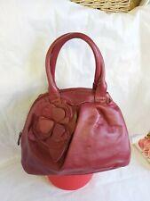 RED M & S  handbag. PREOWNED ❤❤❤