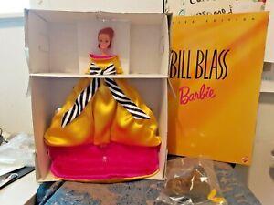 Bill Blass Barbie 17040 In Box Mattel