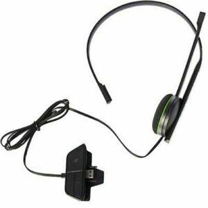 Microsoft Xbox Wired Chat Headset 1564 - Black