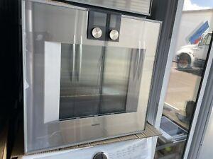 "Gaggenau 400 Series BO450610 24"" SS Combi-Steam Oven"