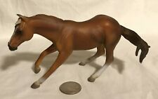Collecta Sorrel QUARTER HORSE STALLION 2012 - Animal Figure 88585