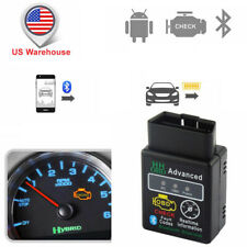 ELM327 Bluetooth OBD2 Code Reader Scanner Engine Diagnostic Scan Tool For HONDA
