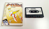 DELTA by Thalamus 1987 Commodore 64 C64 Original Spiel Cassette Stavros Fasoulas