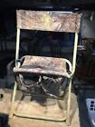 BROWNING Camo Duck Bind Or Fishing Folding Chair, Insulated Game Bag, Beer