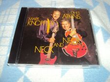 Mark Knopfler Chet Atkins   Neck and Neck  CD