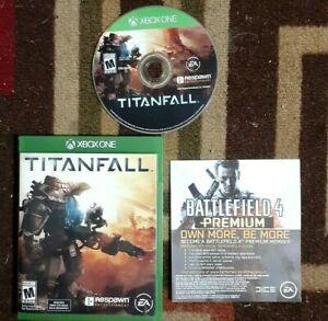 Titanfall (Microsoft Xbox One, 2014) VG Shape & Tested