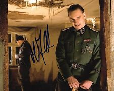 GFA Inglourious Basterds * MICHAEL FASSBENDER * Signed Autograph 8x10 Photo COA