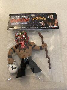 Boogeyman Micro Brawlers Pro Wrestling Crate WWE