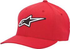 Alpinestars Corporate Hat-Red-S/M  Mens 1015-81001-30-S/M