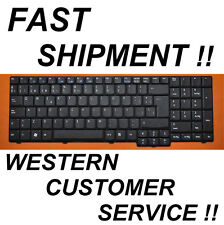 NEW Spanish Acer eMachines E528 E728  keyboard Aspire 9920 9920g  Latin Teclado