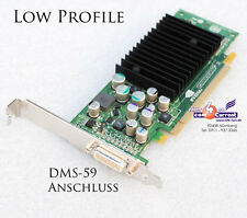 PROFIL BAS PCI-e x16 CARTE GRAPHIQUE NVIDIA QUADRO NVS285 DMS59 396683 -B446