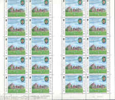 ISLE OF MAN   EUROPA LOT  13 SHEETLETS  MINT NH AS SHOWN