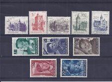 Nederland Jaargang 1951  568-577  compleet luxe postfris