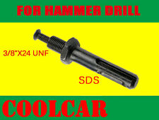 3/8 SDS ADAPTER & SCREW For Hitachi DEWALT AEG Panasonic GMC Makita Hammer drill