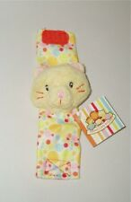 RUSS Berrie Cat Baby Unisex Wrist Rattle Soft Plush Toy/Shower Gift-Small