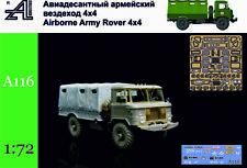AMinA116 Airborne army rover 4*4 Resin kit 1/72