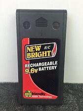 9.6V NiMH New Bright Battery Pack 9.6 Volt