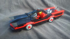 Batman Lego Batmobile 1966 Version - Custom Built