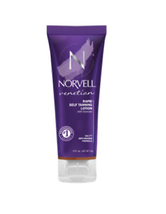 Norvell Venetian RAPID Self Tanning Sunless Lotion 5 oz
