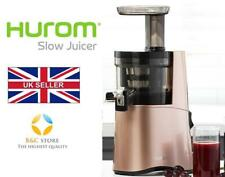 ~ Hurom H-AA Slow Juicer Juice Maker FRUTTA Alpha H-AA-LBE17 Rose Oro Top ~