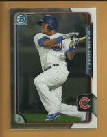 Addison Russell RC 2015 Bowman Chrome Prospects Rookie Card # BCP117 Cubs
