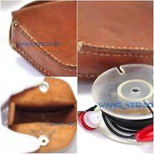 Men' Genuine Leather Case Bag Box For Klipsch S X Series In Ear Earphone Earbuds