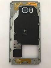 OEM Original Used Samsung Galaxy Note 5 Black Middle Frame