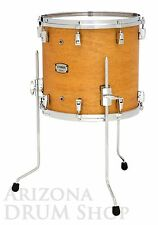 YAMAHA Absolute Hybrid Maple 18x16 Floor Tom, Vintage Natural - NEW - IN STOCK !