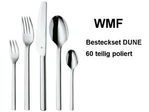 WMF Besteck DUNE 60-teilig poliert, Set für 12 Personen