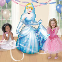 "Princess Cinderella Airwalker 48""Jumbo Foil Balloon Party Supplies Decoration"