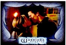 Buffy TVS Season 7 Warriors Reunite Chase Card BL-2
