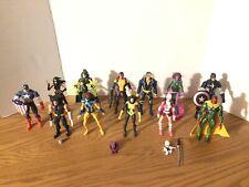 Marvel Legends X-Men Figure Lot 12 Figures