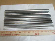 Round Stainless Steel 303 Lathe Bar Stock 12 Long 18 To 78 10 Sizes