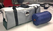 Heavy Duty PVC Bag - Large with PVC sides