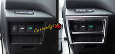 Matte Interior Headlight Switch Button Cover  for Nissan Teana Altima 2013-2017
