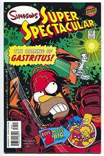 Simpons Super Spectacular 3 Bongo 2007 NM