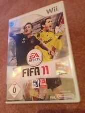 FIFA 11 (Nintendo Wii, 2010, DVD-Box)