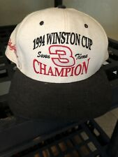 VINTAGE DALE EARNHARDT 1994 CHAMPION RACING CAP NASCAR