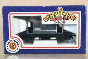 BACHMANN LONDON TRANSPORT GREY BRAKE VAN WAGON B582 MINT BOXED nz