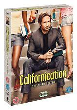 Californication - Complete Third Season (DVD) David Duchovny, Natascha Mcelhone