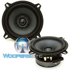"MOREL TEMPO ULTRA 502 INTEGRA 5.25"" 100W RMS 2-WAY COAXIAL 4 OHM SPEAKERS NEW"