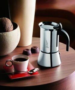 BIALETTI VENUS 2 CUP Espresso Coffee Maker Percolator Perculator Stove Top