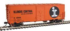 1190 Walthers Mainline 40' Aar Modernized 1948 Illinois Central #400555