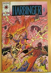 RARE HARBINGER #0 1992 VALIANT MAIL AWAY ONLY PINK 1ST PRINT HOT!! STEAL IT!!